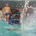 zwemles kan ook leuk zijn