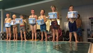 afzwemmem KNZB SuperSpetters