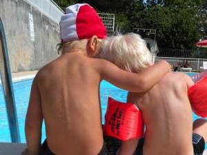 Geen zwemles in de vakantie