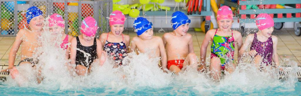 Zwemles bij zwemschool Utrecht is leuk!